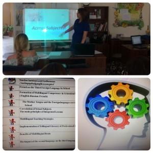 Collaborative Teaching Համագործակցային ուսուցում