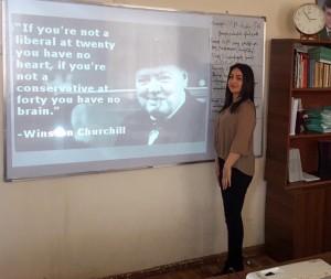 Ուինսթոն Չերչիլի քաղաքական հայացքներն ու գործունեությունը